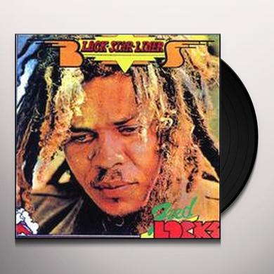 Fred Locks BLACK STAR LINER IN DUB Vinyl Record