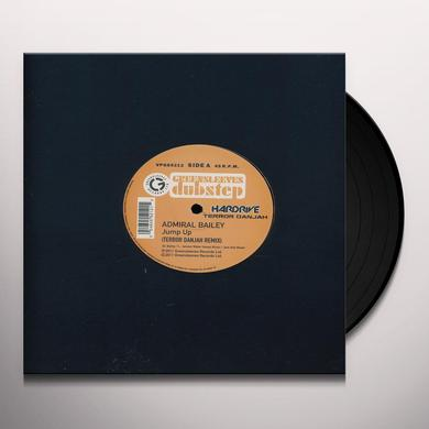 Admiral Bailey JUMP UP: TERROR DANJAH REMIX Vinyl Record