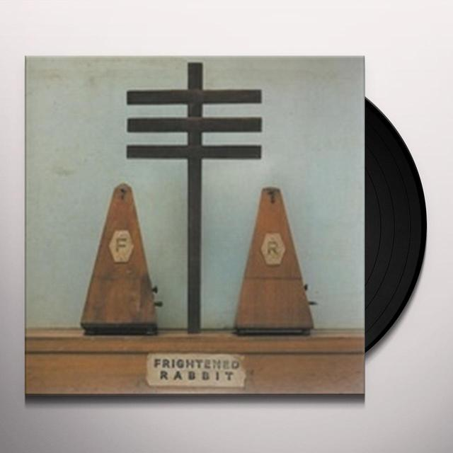 Frightened Rabbit WOODPILE Vinyl Record - UK Import