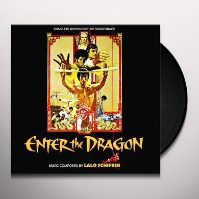 ENTER THE DRAGON / O.S.T. Vinyl Record