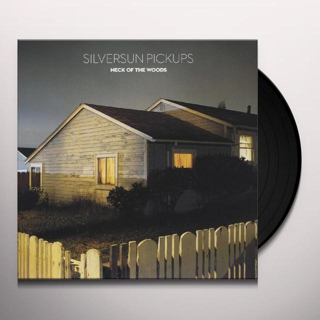 Silversun Pickups NECK OF THE WOODS Vinyl Record