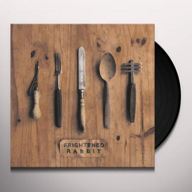 Frightened Rabbit STATE HOSPITAL Vinyl Record - UK Import