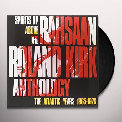 Rahsaan Roland Kirk SPIRITS UP ABOVE: THE ATLANTIC YEARS Vinyl Record