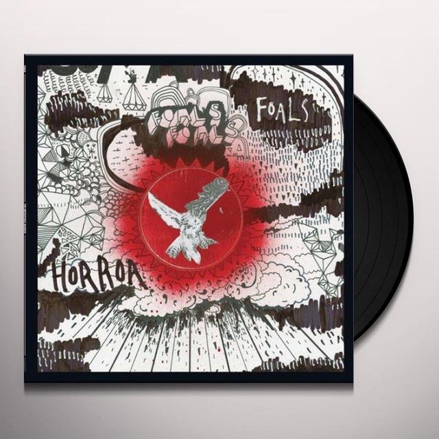 Foals METROPOLIS SESSION Vinyl Record