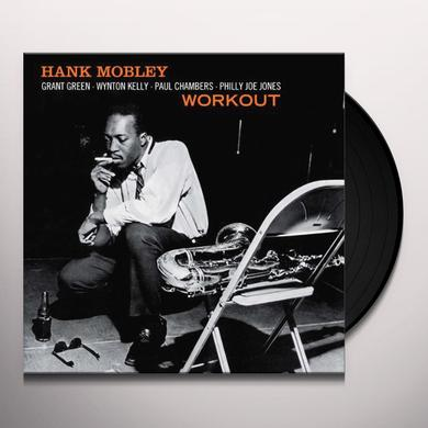 Hank Mobley WORKOUT Vinyl Record - 180 Gram Pressing