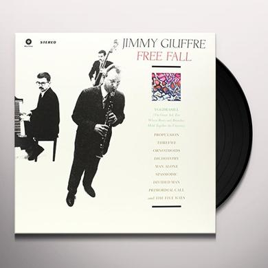 Jimmy Giuffre FREE FALL Vinyl Record