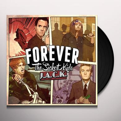 Forever The Sickest Kids JACK Vinyl Record