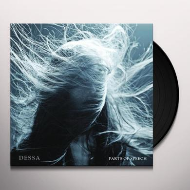 Dessa PARTS OF SPEECH Vinyl Record