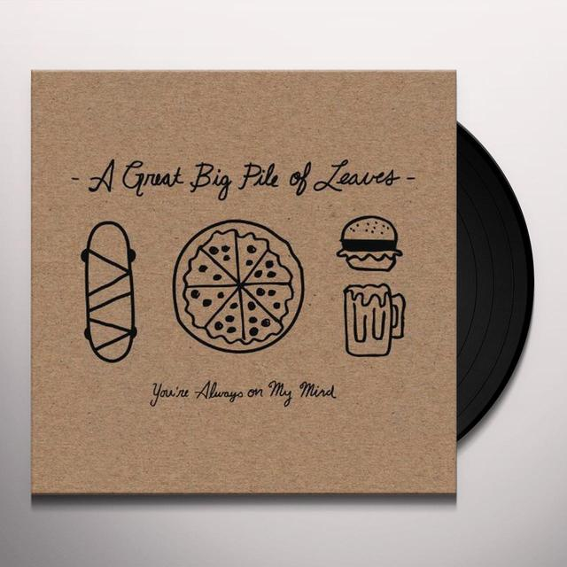 A Great Big Pile YOU'RE ALWAYS ON MY MIND Vinyl Record