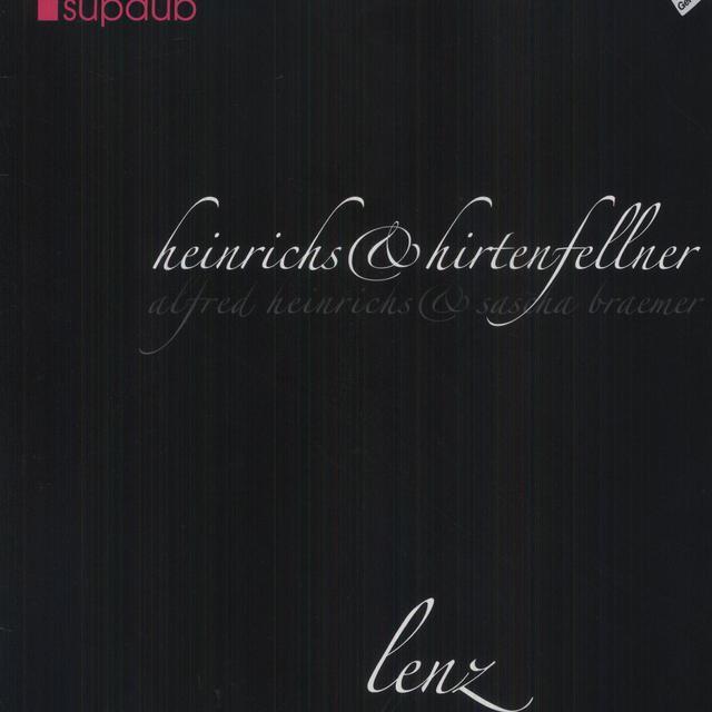 Heinrichs & Hirtenfellner LENZ Vinyl Record
