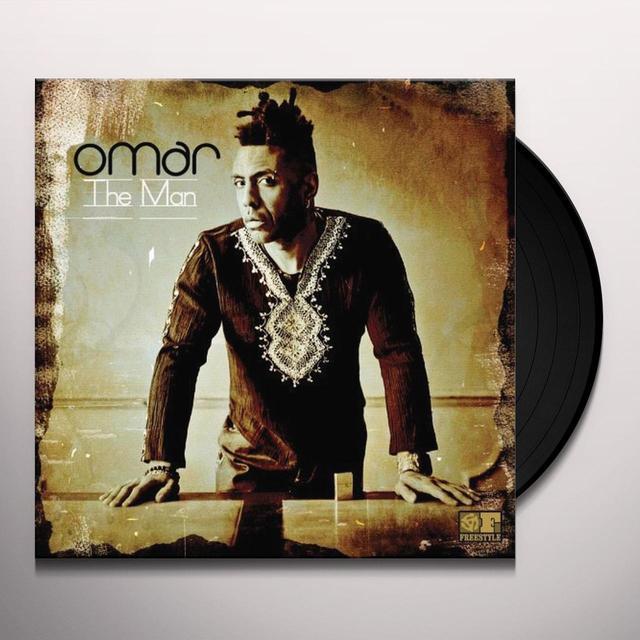 Omar MAN Vinyl Record