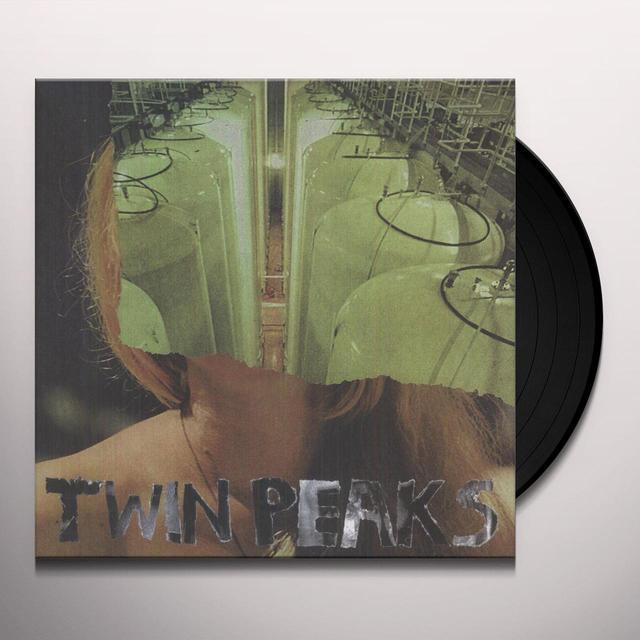 Twin Peaks SUNKEN Vinyl Record