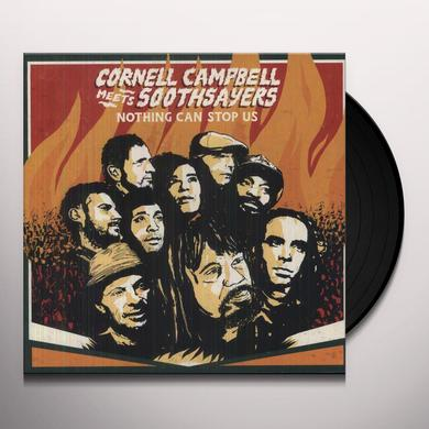 Cornell Meets Soothsayers Campbell NOTHING CAN STOP US Vinyl Record
