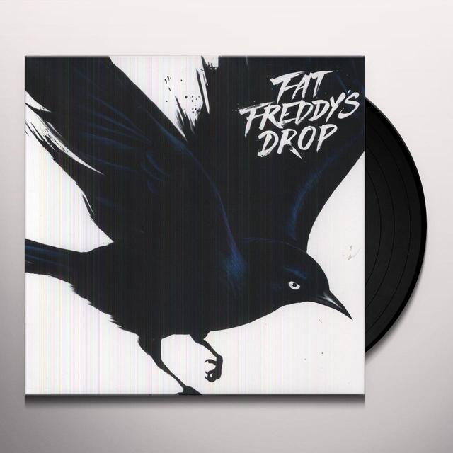 Fat Freddy's Drop BLACKBIRD Vinyl Record