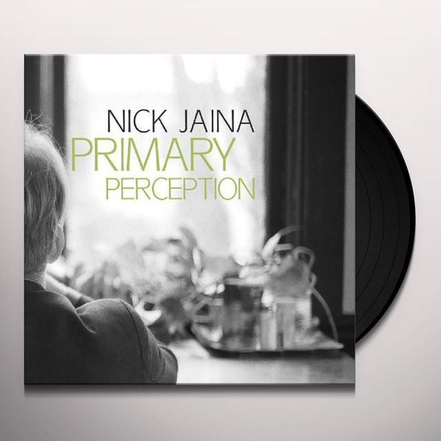 Nick Jaina PRIMARY PERCEPTION Vinyl Record
