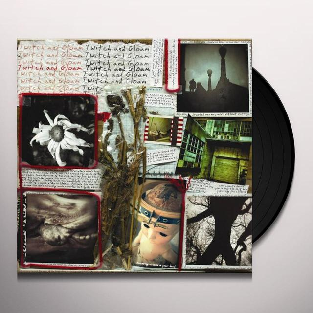 TWITCH & GLOAM: DARK SOUNDS FROM THE PACIFIC / VAR Vinyl Record