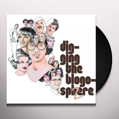 DIGGING THE BLOGOSPHERE 2 / VARIOUS (DLCD) (POST) (Vinyl)