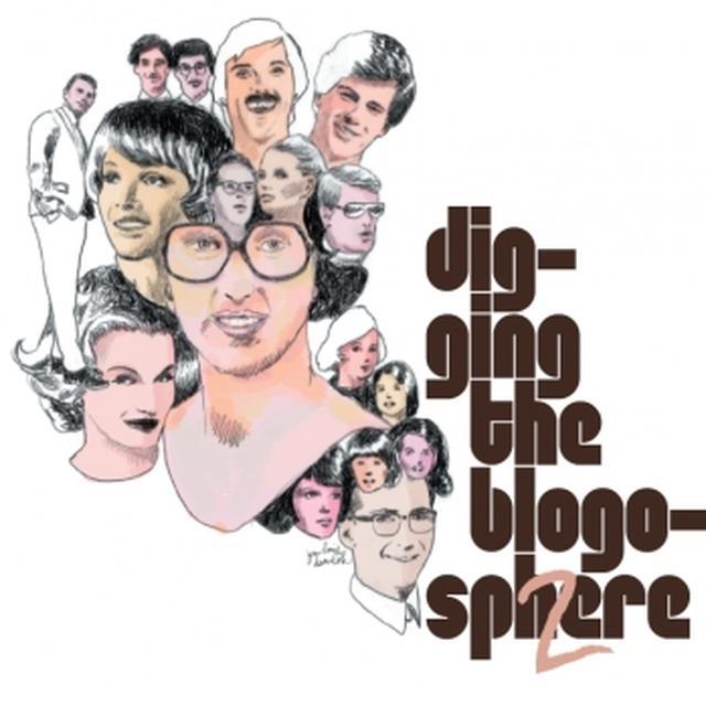DIGGING THE BLOGOSPHERE 2 / VARIOUS (DLCD) (POST) (Vinyl)