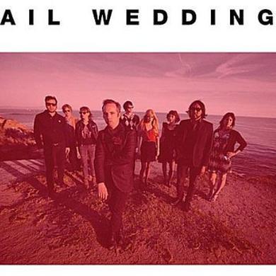 Jail Weddings FOUR FUTURE STANDARDS Vinyl Record