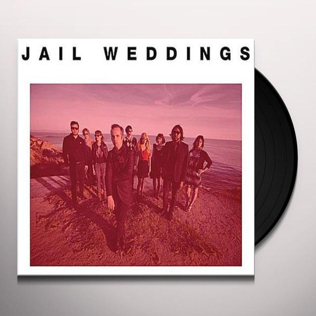 Jail Weddings FOUR FUTURE STANDARDS Vinyl Record