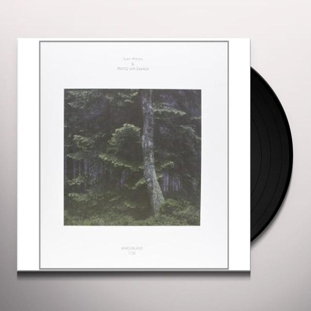 Juan Atkins & Mortiz Von Oswald BORDERLAND 1/3 Vinyl Record