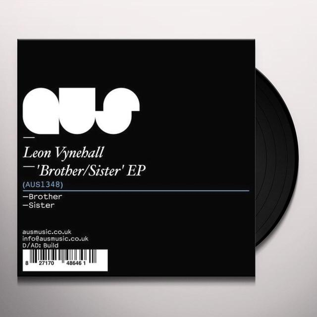 Leon Vynehall BROTHER / SISTER (EP) Vinyl Record