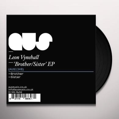 Leon Vynehall BROTHER / SISTER Vinyl Record