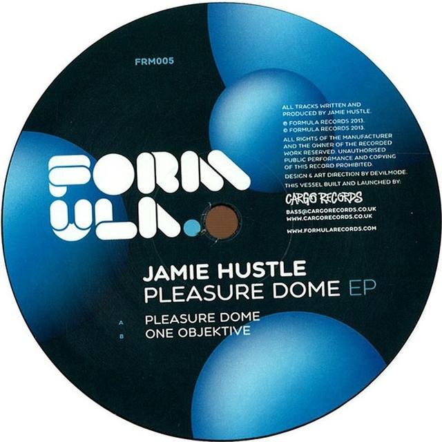 Jamie Hustle PLEASURE DOME Vinyl Record