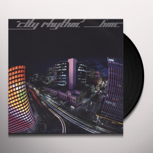 Dj Hmc CITY RHYTHM Vinyl Record
