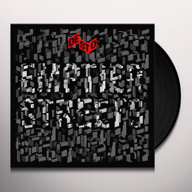 Desto EMPTIER STREETS Vinyl Record