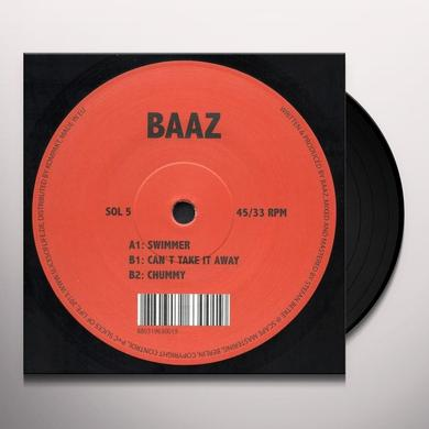 Baaz SWIMMER Vinyl Record