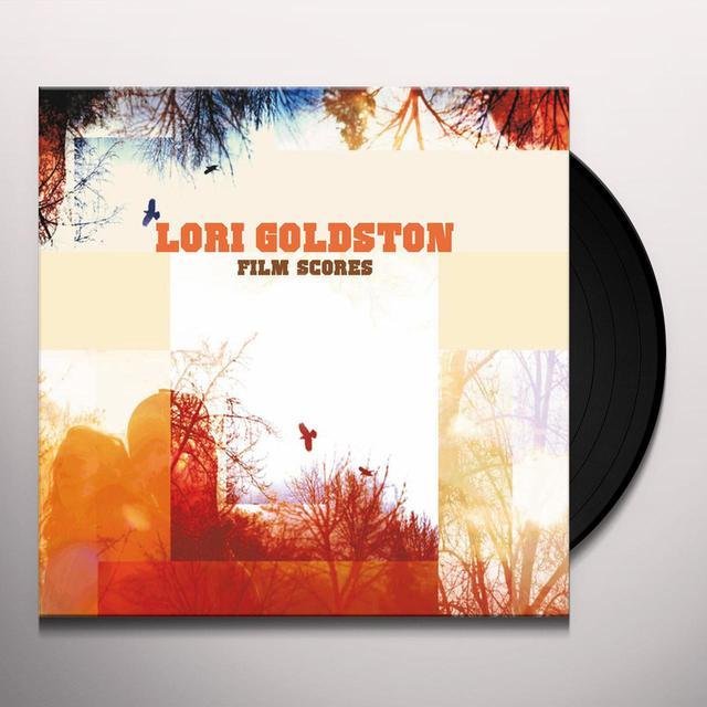Lori Goldston FILM SCORES Vinyl Record
