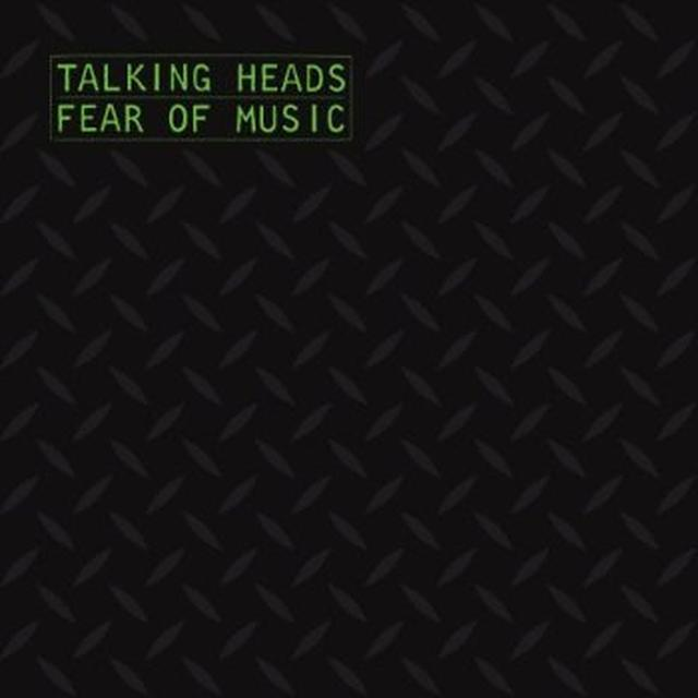 Talking Heads FEAR OF MUSIC Vinyl Record