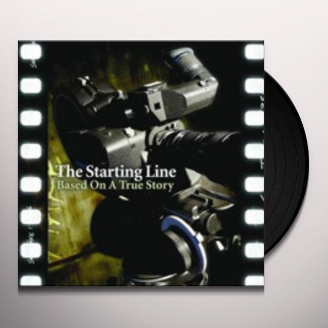 The Starting Line BASED ON A TRUE STORY Vinyl Record