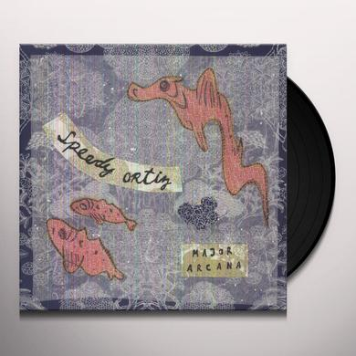 Speedy Ortiz MAJOR ARCANA Vinyl Record