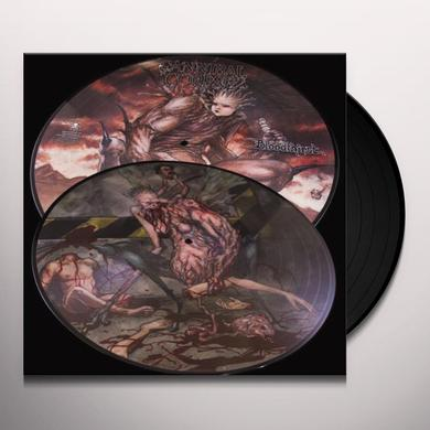Cannibal Corpse BLOODTHIRST: 25TH ANNIVERSARY Vinyl Record - Picture Disc, Anniversary Edition