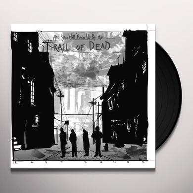 ...And You Will Know Us by the Trail of Dead LOST SONGS Vinyl Record - 180 Gram Pressing