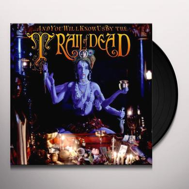 ...And You Will Know Us by the Trail of Dead MADONNA Vinyl Record - 180 Gram Pressing