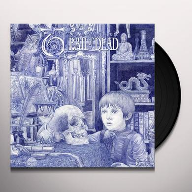 ...And You Will Know Us by the Trail of Dead CENTURY OF SELF Vinyl Record - 180 Gram Pressing