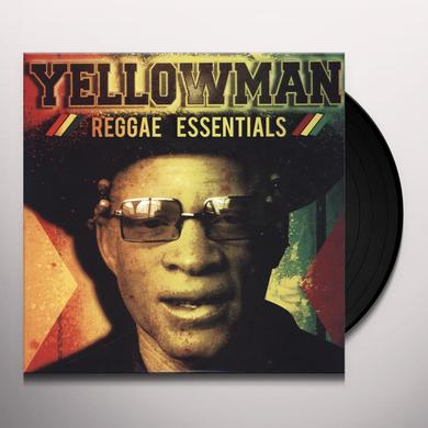 Yellowman REGGAE ESSENTIALS Vinyl Record