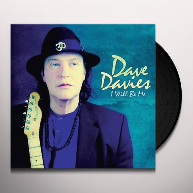 Dave Davies WILL BE ME Vinyl Record