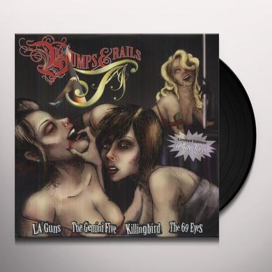 BUMPS & RAILS / VARIOUS Vinyl Record