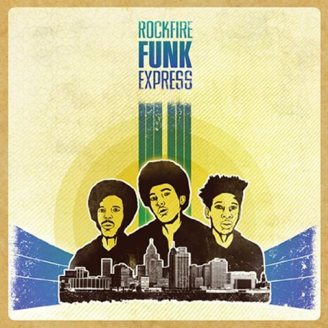 Rockfire Funk Express