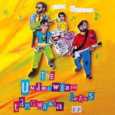 Underwear Heads TANGMANIA Vinyl Record