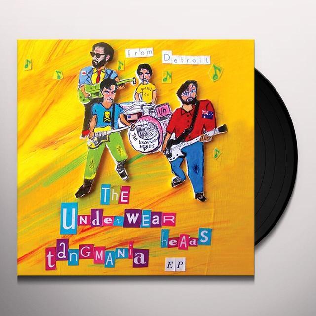 Underwear Heads TANGMANIA Vinyl Record