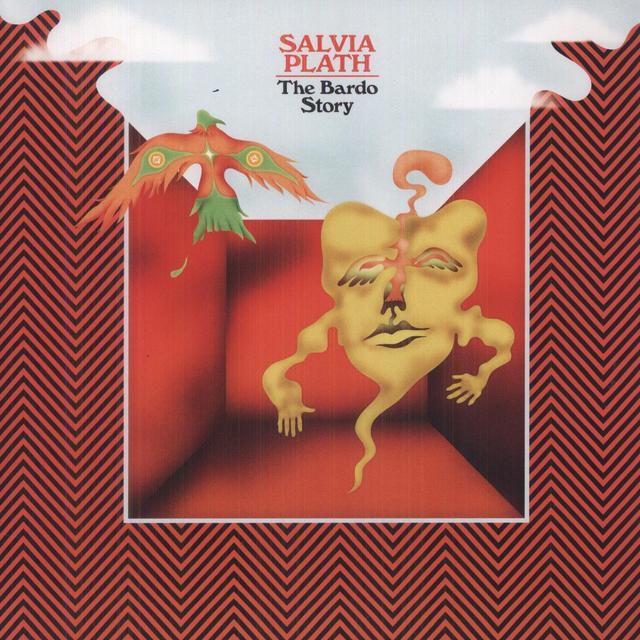 Salvia Plath BARDO STORY Vinyl Record