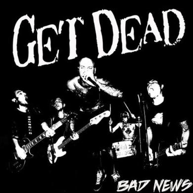 Get Dead BAD NEWS Vinyl Record