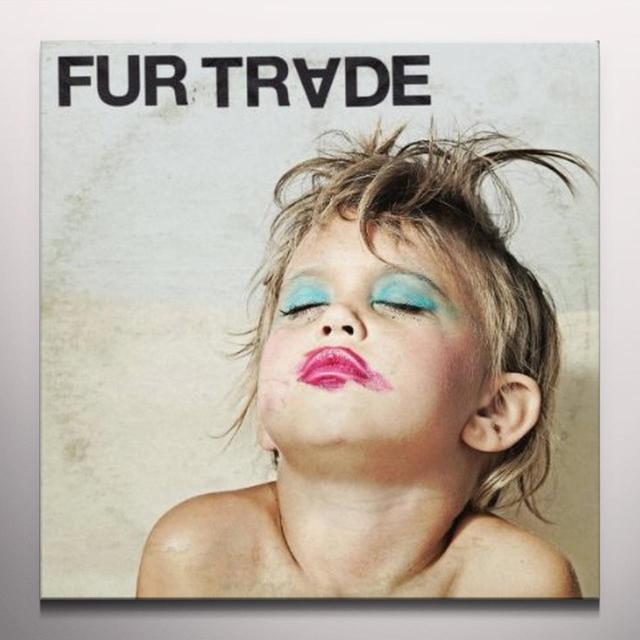 Fur Trade DON'T GET HEAVY Vinyl Record - Colored Vinyl, Limited Edition