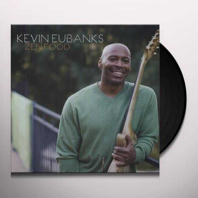 Kevin Eubanks ZEN FOOD Vinyl Record