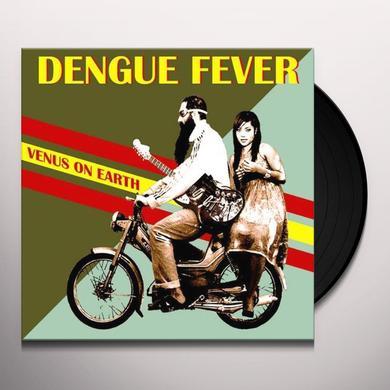 Dengue Fever VENUS ON EARTH Vinyl Record